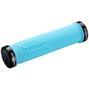 Ritchey WCS True Grip X Griffe Lock-On sky blue bei fahrrad.de Online