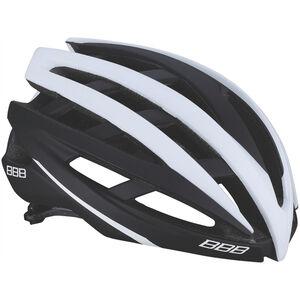 BBB Icarus BHE-05 Helm matt schwarz/weiss bei fahrrad.de Online