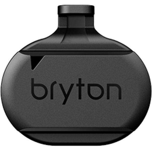 Bryton Aero 60 Fahrradcomputer Bundle schwarz