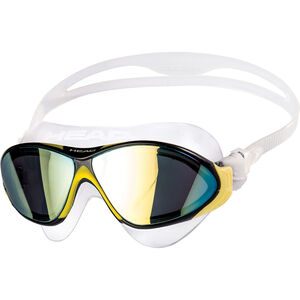 Head Horizon Mirrored Clear/Yellow/Black/Smoked bei fahrrad.de Online