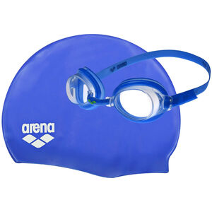 arena Pool Set Kinder blue-clear-blue-white blue-clear-blue-white