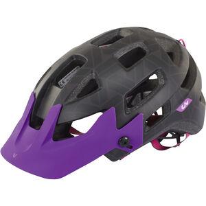 Liv Infinita Helmet Damen black/purple black/purple