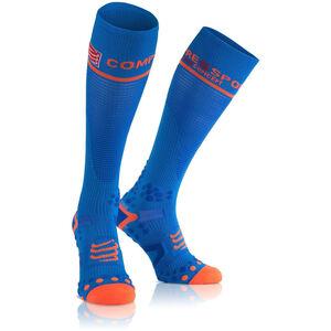 Compressport Full Socks V2.1 blue blue