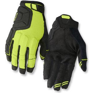 Giro Remedy X2 Gloves Herren lime/black