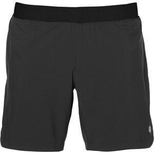 asics 7In Shorts Damen performance black performance black