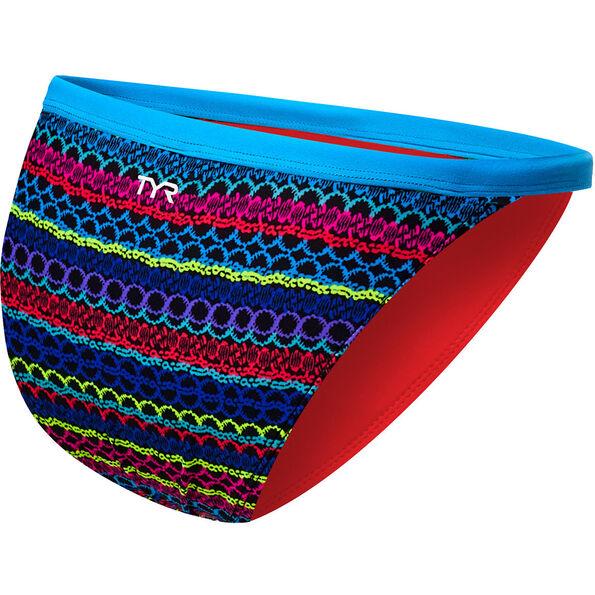 TYR Morocco Tropix Bikini Bottom Damen