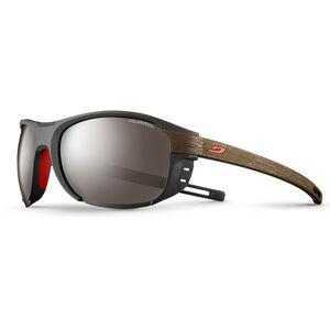 Julbo Regatta Polarized 3+ Sunglasses dark gray/dark brown-gray flash silver dark gray/dark brown-gray flash silver