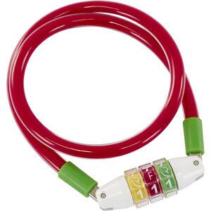 Cube RFR Junior Zahlenkabelschloss Kinder rot/grün rot/grün