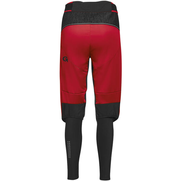 Gonso Bruna Active Doppelhose Damen fire