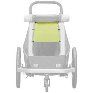 Croozer Sun protection für Kid Plus / Kid for 1 lemon green lemon green
