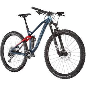 "VOTEC VX Elite Allmountain Fully 29"" blue-red bei fahrrad.de Online"