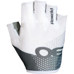 Roeckl Idro Handschuhe weiß/schwarz