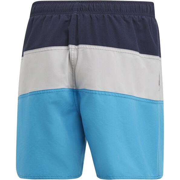 adidas Colourblock SL Shorts Herren legend ink/grey two/shock cyan
