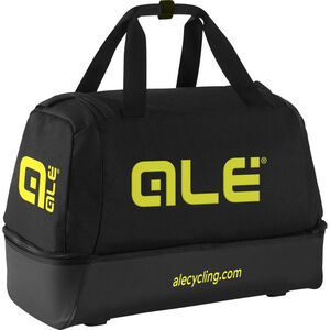 Alé Cycling Bag 2017 black-fluo yellow black-fluo yellow