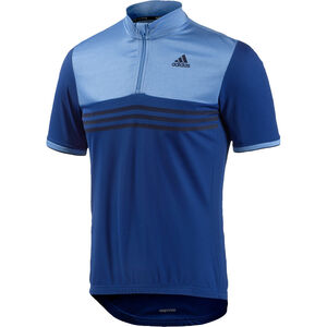 adidas Response Kurzarm Trikot Herren collegiate royal/lucky blue collegiate royal/lucky blue