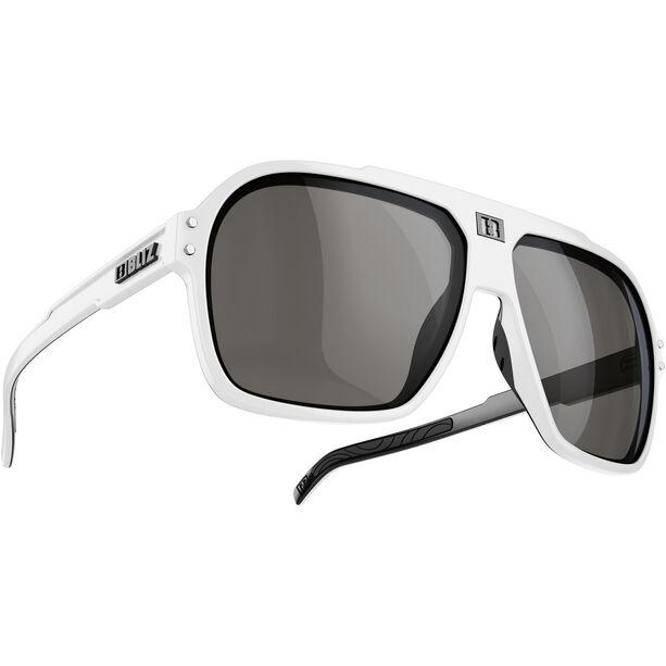 Bliz Targa M9 Brille shiny white / black matt inside