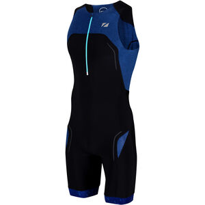 Zone3 Performance Culture Trisuit Herren marl navy/black/grey marl navy/black/grey