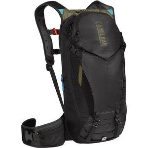 CamelBak K.U.D.U. Protector 10 Backpack dry black/burnt olive dry black/burnt olive