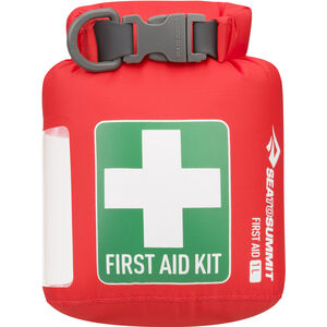 Sea to Summit First Aid Dry Sack Day Use red red