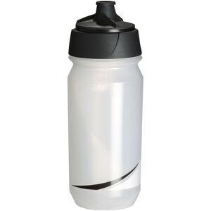 Tacx Shanti Twist Trinkflasche 500ml transparent/schwarz transparent/schwarz