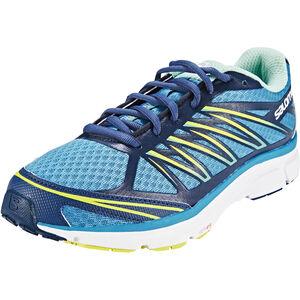 Salomon X-Tour 2 Trailrunning Shoes mist blue/slateblue/gecko green