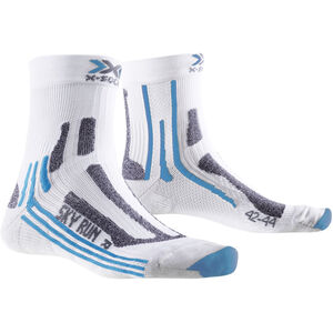 X-Socks Sky Run V2.0 Socks Women White/Turquoise