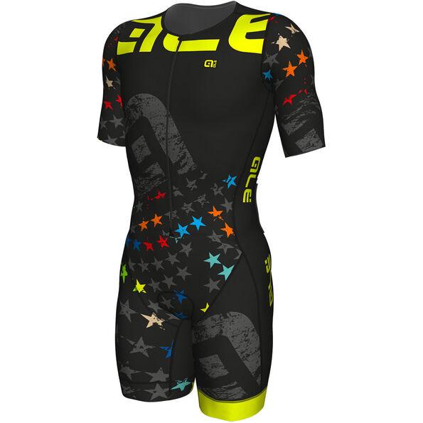 Alé Cycling Triathlon Stelle SS Skinsuit Herren