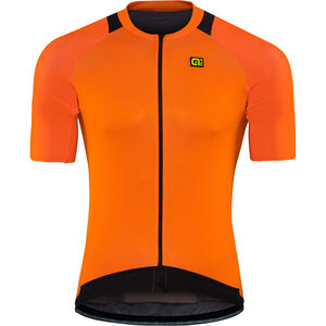 Alé Cycling Klimatik Klima SS Jersey Herren flou orange flou orange