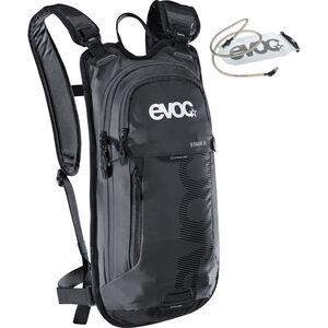 EVOC Stage Technical Performance Pack 3l + 2l Bladder black black