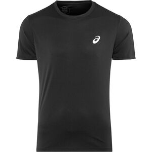 asics Silver SS Top Herren performance black performance black