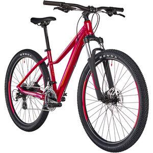 "ORBEA MX ENT 50 27,5"" garnet/orange bei fahrrad.de Online"
