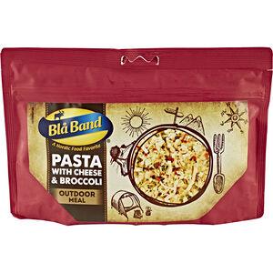 Bla Band Outdoor Mahlzeit Pasta mit Käse und Brokkoli