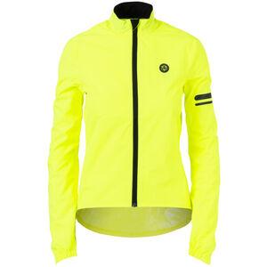 AGU Essential Regenjacke Damen yellow yellow