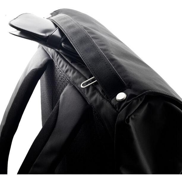 Brooks Pitfield Backpack 24/28l schwarz