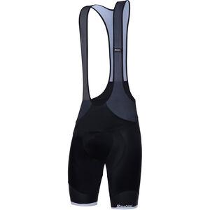 Santini Sleek 99 Bib Shorts Herren nero nero