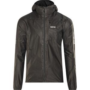 GORE WEAR R7 Gore-Tex Shakedry Hooded Jacket Herren black black