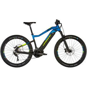 HAIBIKE SDURO HardSeven 9.0 schwarz/blau/gelb matt bei fahrrad.de Online
