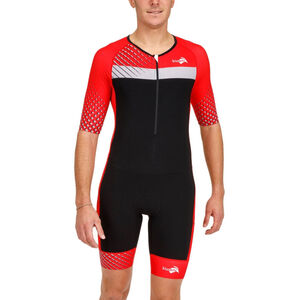 KiWAMi Prima LD Aero Suit black/red black/red