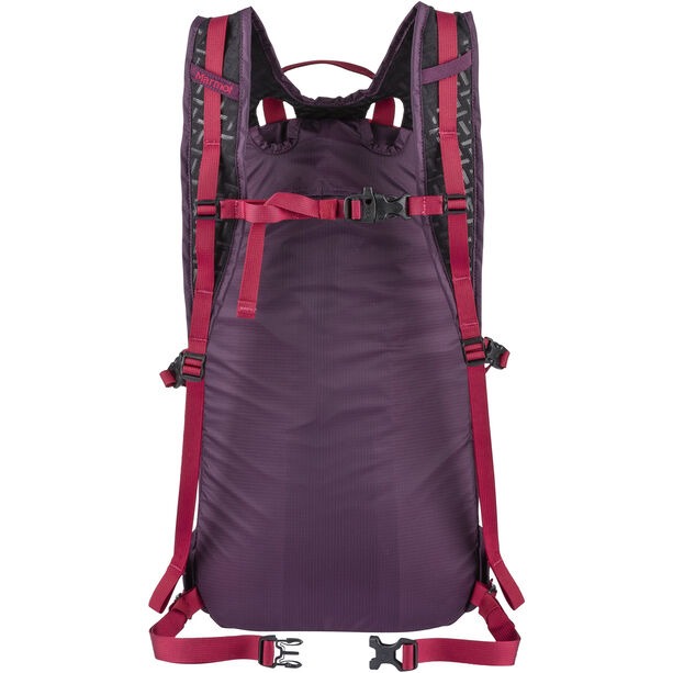 Marmot Kompressor Meteor 16 Daypack dark purple/brick