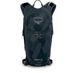 Osprey Siskin 8 Hydration Backpack Herren slate blue slate blue