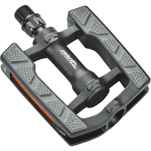 Red Cycling Products City/Trekking light Pedal schwarz/grau