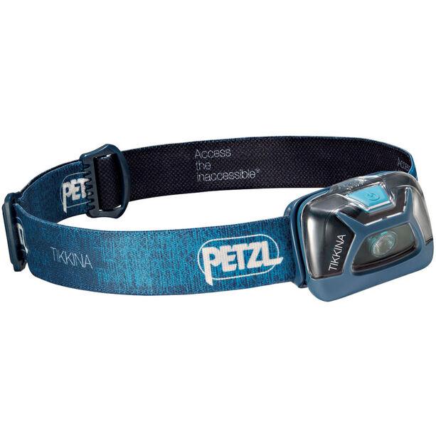 Petzl Tikkina Stirnlampe blau