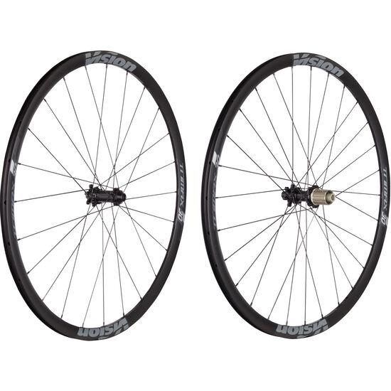 FSA Vision Trimax 30 SL Disc Laufradsatz ISO schwarz bei fahrrad.de Online