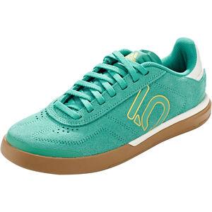 adidas Five Ten Sleuth DLX Shoes Damen trugrn/chalk white/cardbo trugrn/chalk white/cardbo