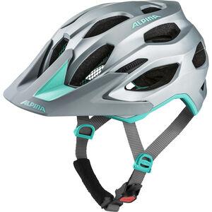 Alpina Carapax 2.0 Helmet steelgrey-smaragd bei fahrrad.de Online
