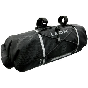 Lezyne Bar Caddy Lenkerhalterungstasche schwarz