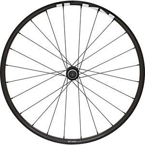 """Shimano WH-MT500 MTB Vorderrad 27,5"""" Disc CL Clincher QR schwarz schwarz"""