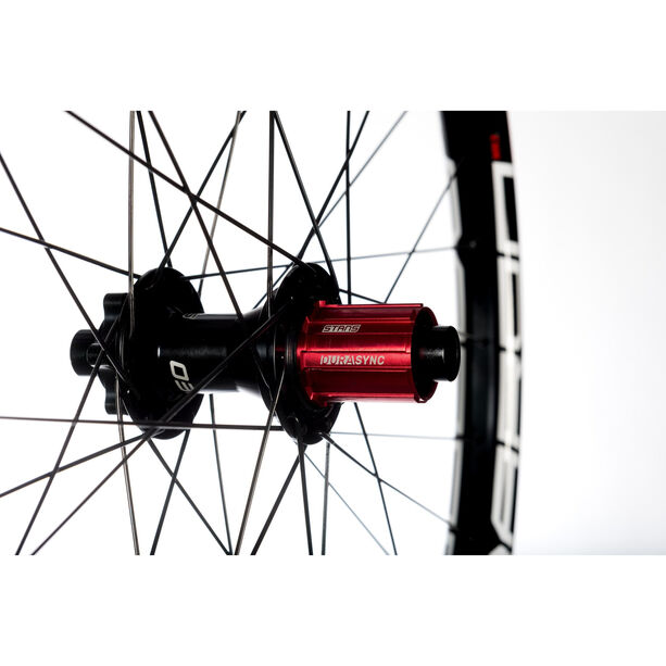 "NoTubes ZTR Baron MK3 Hinterrad 29"" Disc 6-bolt 12x148mm Boost SRAM XD"
