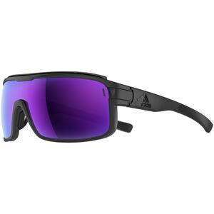 adidas Zonyk Pro Glasses L coal matt/viola coal matt/viola