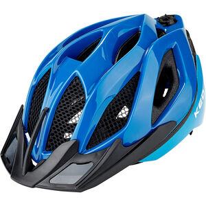 KED Spiri Two Helmet blue lightblue blue lightblue